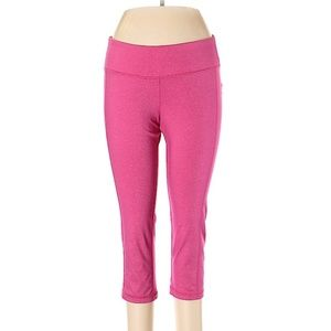 ! Old Navy Active | Pink Cropped Workout Leggings